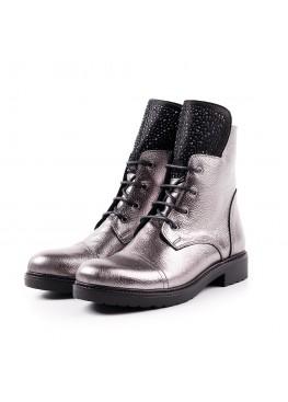 Ботинки женские 10271 сер