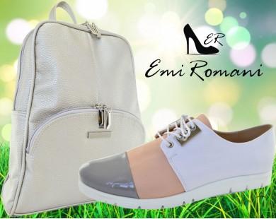 Весна в городе! Обновление коллекции обуви и сумок в EmiRomani!