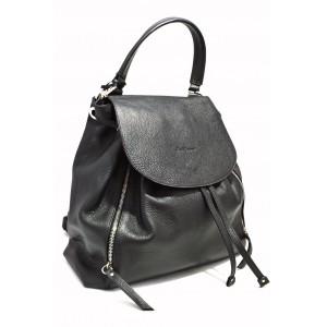 RK-60 970 plecak czarny groch