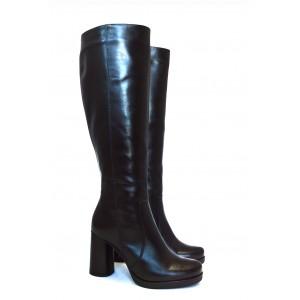 Emi Romani 6499 чёрная кожа